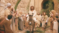 View Triumphal entry (John 12:12-19)