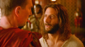 View Pilate questions Jesus (John 18:28-40)