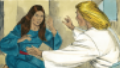 View The birth of Jesus foretold (Luke 1:26-38)