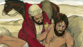 View The good Samaritan (Luke 10:25-37)