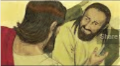 View Jesus heals a paralytic (Luke 5:17-26)
