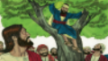 View Jesus and Zacchaeus (Luke 19:1-9)